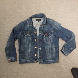 Lucky brand jean jacket size M